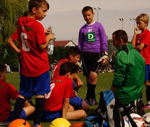 II miejsce w Deichmann Cup 2016 (Orlik E1)