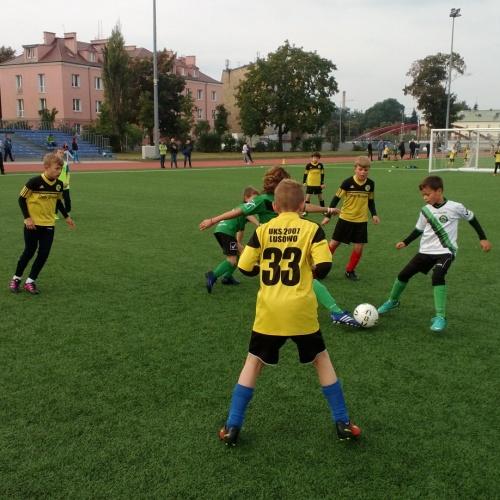 Liga Koziołka - 3 punkty w 3 meczach