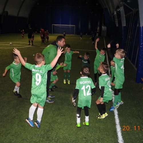 Liga Deichmanna - 20.11.2016