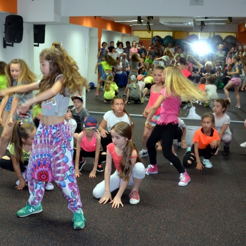 Dzień Mamy i Taty w sekcji tanecznej UKS