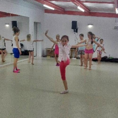 UKS w tańcu współczesnym