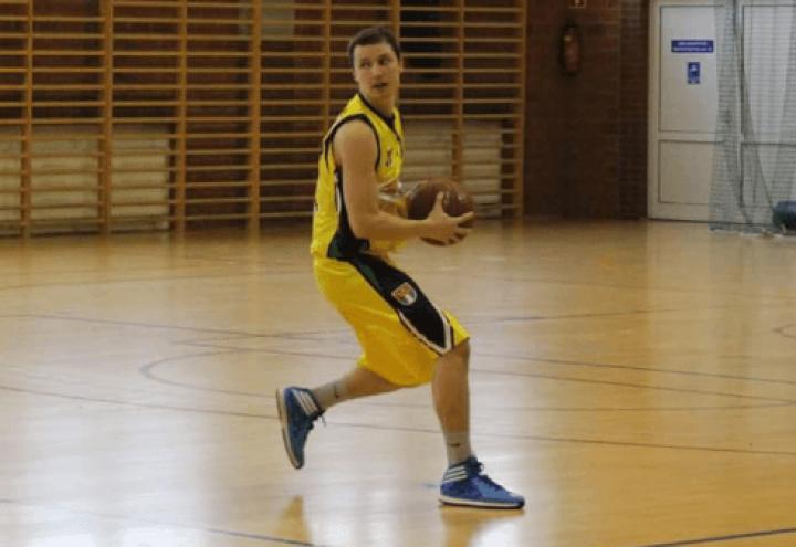 Nowy sezon w sekcji koszykarskiej.